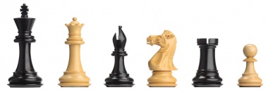 Chess Set Ebony
